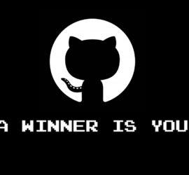 A winner is you - Github